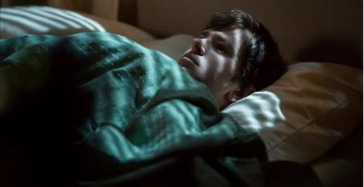 Norman Bates on Bates Motel - Unfaithful Episode