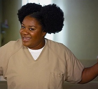 Orange is the New Black: Black Cindy