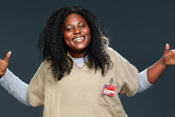 Danielle Brooks as Taystee on Orange is the New Black
