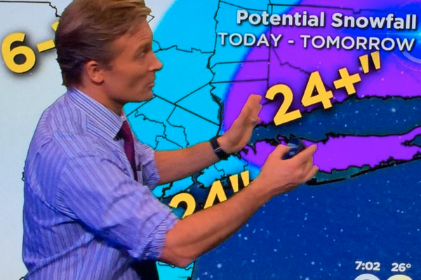 Lonnie Quinn weather map