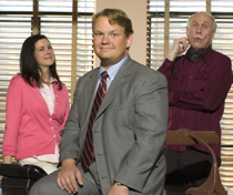 Andy Richter as Andy Barker P.I.