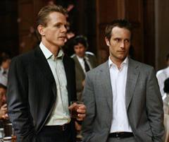 Christopher Titus and Michael Vartan