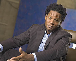 D.L. Hughley Breaks the News