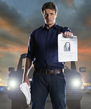 Nathan Fillion of Drive on FOX