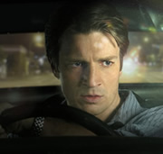 Nathan Fillian of Drive