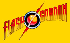 Flash Gordon... Savior of the Universe!