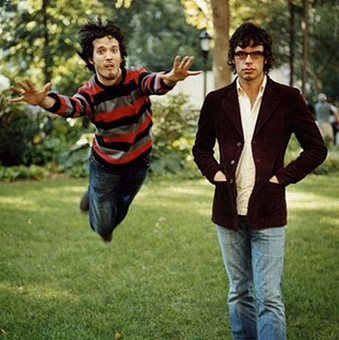 Flight of the Concords