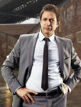 Jeff Goldblum on Law & Order: Criminal Intent