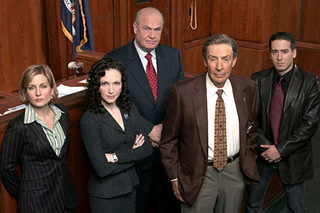 Law and Order: Trial by Jury