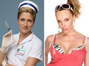 Nurse Jackie and United States of Tara renewed