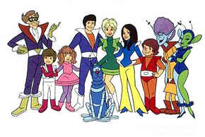 The Partridge Family 2200A.D.