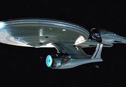 new USS Enterprise