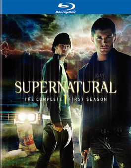 Supernatural: Season One on Blu-ray