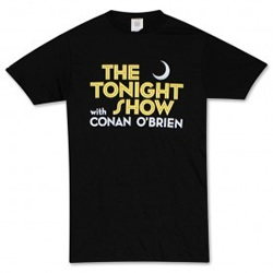 The Tonight Show with Conan O'Brien shirt