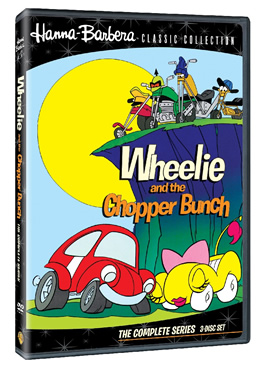 Wheelie and the Chopper Bunch