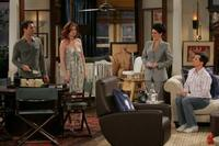 Will, Grace, Jack and Karen in the Will & Grace Series Finale