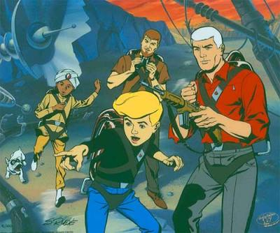 Jonny Quest TV show