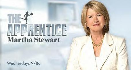 The Apprentice: Martha Stewart