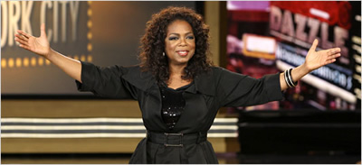 Oprah Winfrey Show ended
