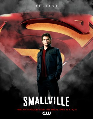 Smallville last episode ratings