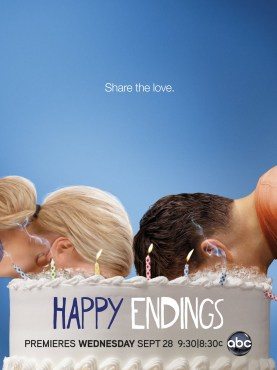 Happy Endings ratings