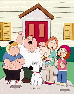 Family Guy ratings