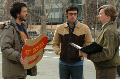 Flight of the Conchords movie