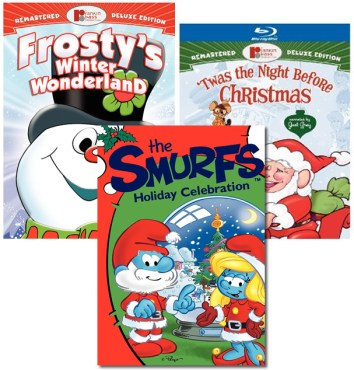 Smurfs and holiday package