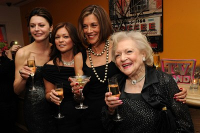 Hot in Cleveland season four