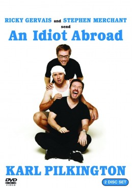 An Idiot Abroad dvd
