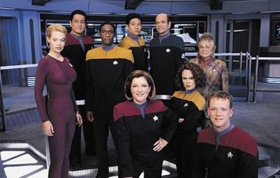 Star Trek: Voyager reunion
