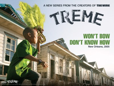 Treme season three
