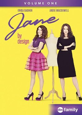 Jane by Design season one on DVD