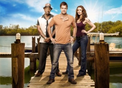 season two of The Finder canceled