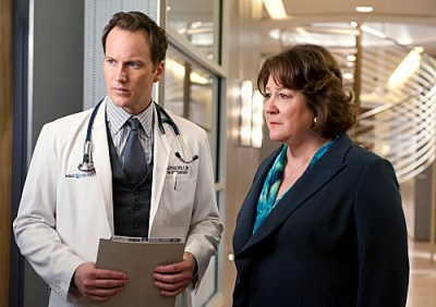 Patrick Wilson on cancelled Gifted Man
