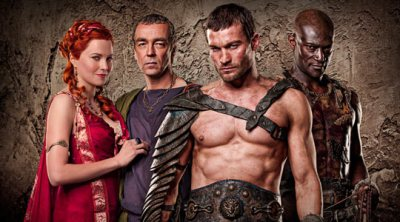 Cancelled Spartacus TV series