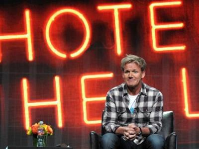 season two of Hotel Hell on FOX