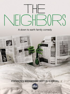 ABC TV show The Neighbors ratings