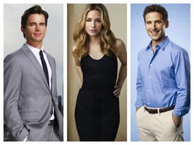 USA TV shows renewed: white collar, covert affairs, royal pains