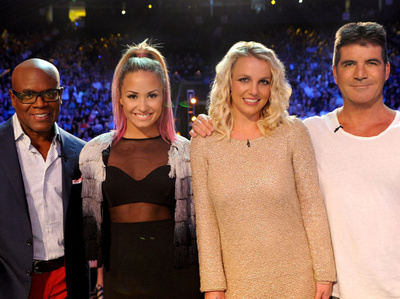 FOX TV show ratings for X Factor