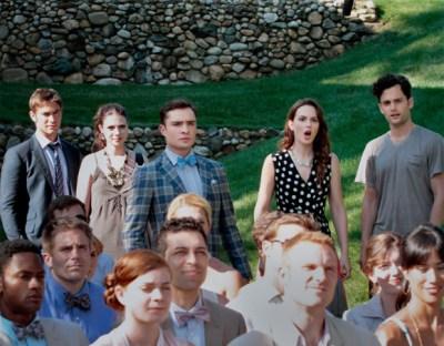 Gossip Girl on CW ratings