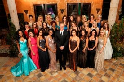 The Bachelor TV show ratings