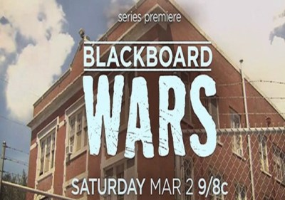 blackboard wars