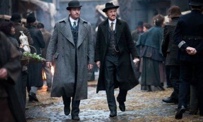 Ripper Street season two renewal