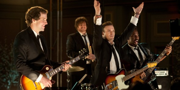 Wedding Band TV show cancelled