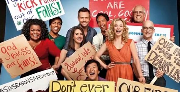 community season four ratings