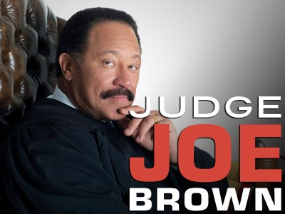 judge joe brown  canceled