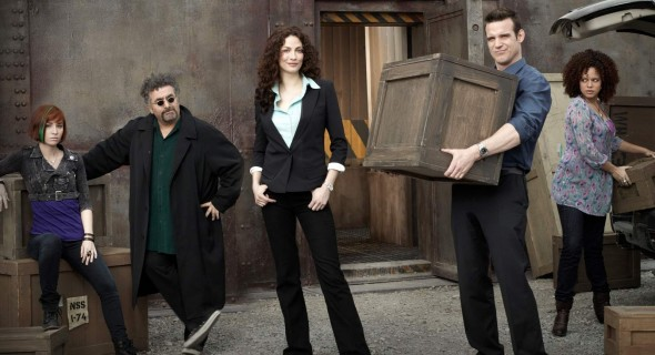 warehouse 13 season five renewal