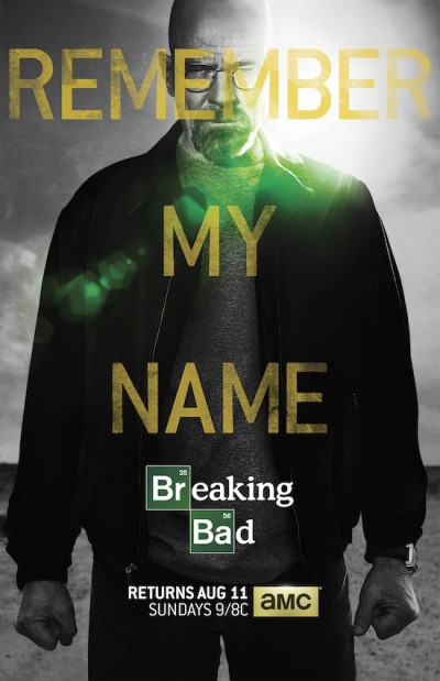 Breaking Bad final season art