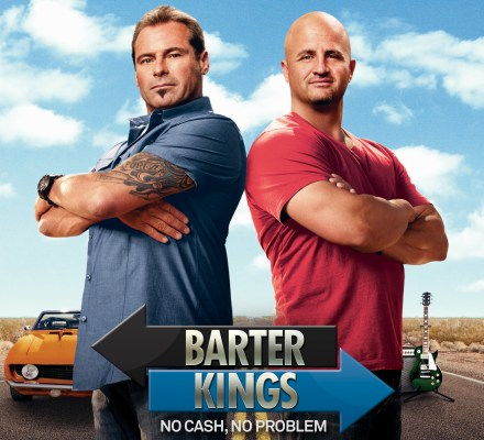 barter kings season three